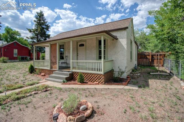 16 W Mill Street, Colorado Springs, CO 80903 (#9342656) :: 8z Real Estate