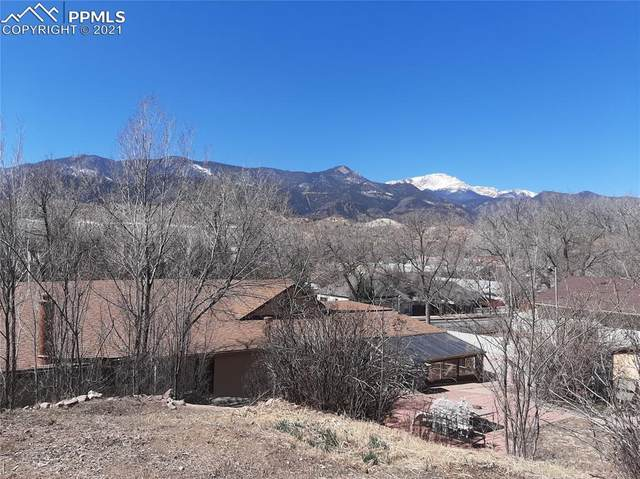 2706 W Pikes Peak Avenue, Colorado Springs, CO 80904 (#9372998) :: Tommy Daly Home Team