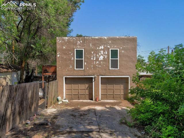 130 E Brookside Street, Colorado Springs, CO 80905 (#9373521) :: The Kibler Group