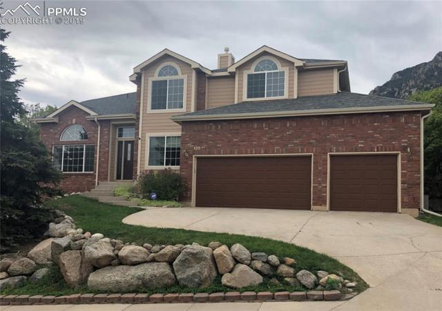 135 Ravenglass Way, Colorado Springs, CO 80906 (#9383509) :: The Treasure Davis Team