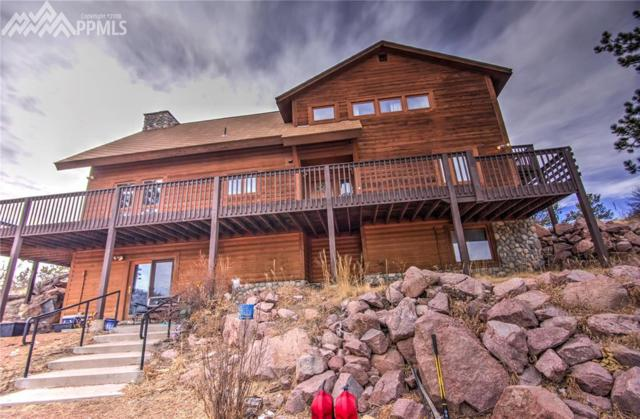 1028 County 111 Road, Florissant, CO 80816 (#9399551) :: RE/MAX Advantage