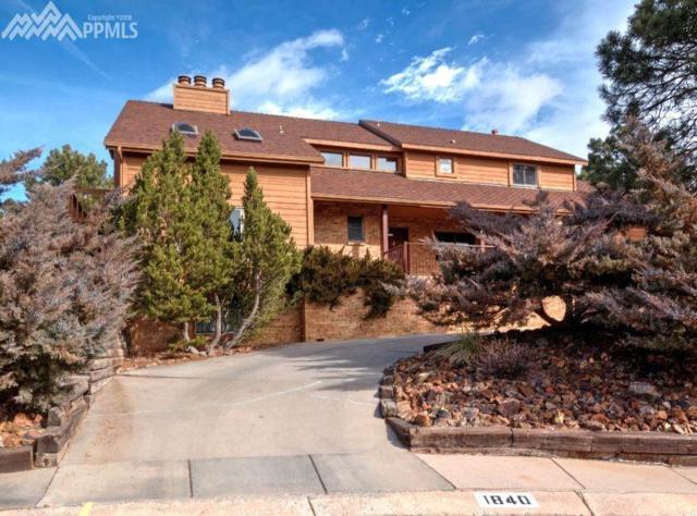 1840 Forest Ridge Drive, Colorado Springs, CO 80918 (#9408578) :: RE/MAX Advantage