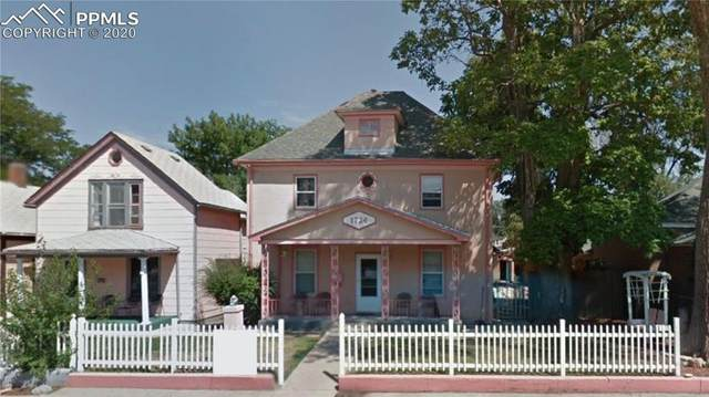 1724 Spruce Street, Pueblo, CO 81004 (#9418068) :: Venterra Real Estate LLC