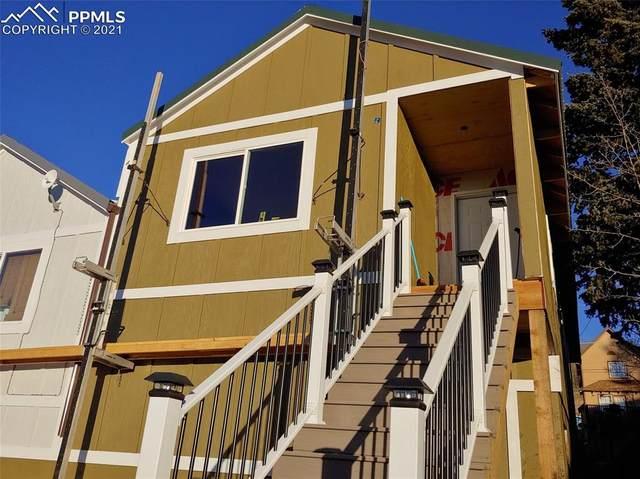 132 Aspen Street, Cripple Creek, CO 80813 (#9422957) :: HomeSmart