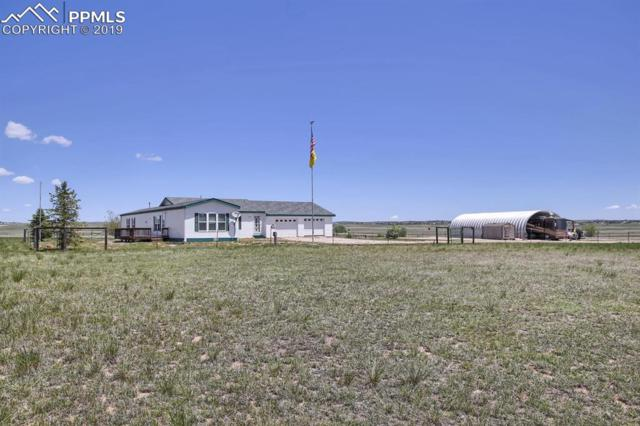 22650 Spencer Road, Calhan, CO 80808 (#9424905) :: The Kibler Group
