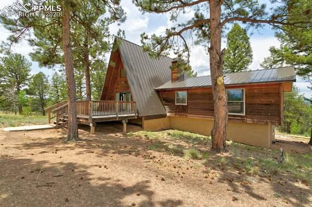 4561 W Highway 24, Florissant, CO 80816 (#9449292) :: Finch & Gable Real Estate Co.