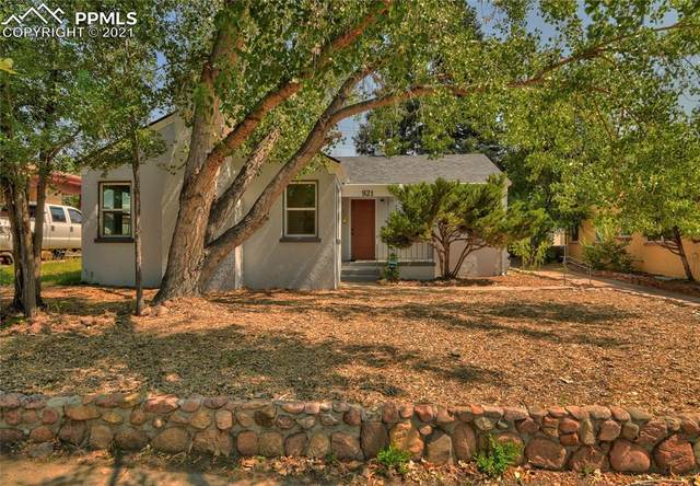 921 N Union Boulevard, Colorado Springs, CO 80909 (#9450496) :: Tommy Daly Home Team
