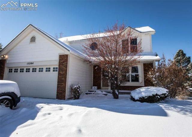 15204 Paddington Circle, Colorado Springs, CO 80921 (#9490977) :: The Treasure Davis Team
