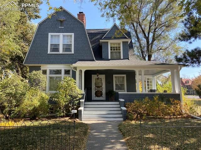 1205 Wood Avenue, Colorado Springs, CO 80903 (#9494836) :: The Kibler Group