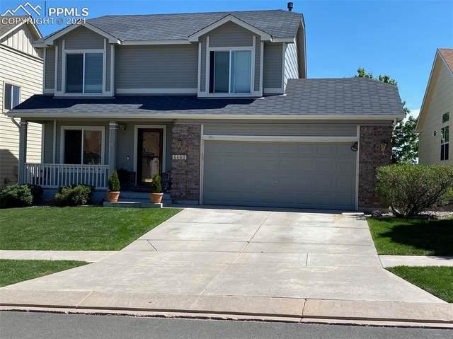 4460 Range Creek Drive, Colorado Springs, CO 80922 (#9501225) :: Re/Max Structure