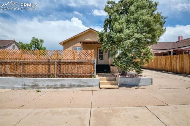 722 Elm Avenue, Pueblo, CO 81004 (#9523790) :: Dream Big Home Team   Keller Williams