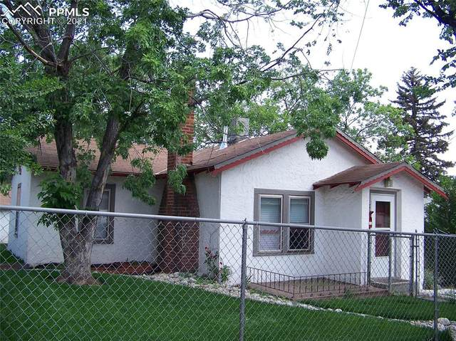 5 S 34th Street, Colorado Springs, CO 80904 (#9544305) :: Action Team Realty