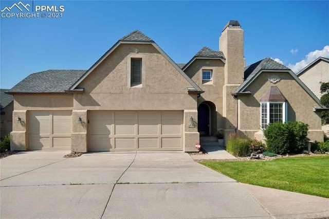 1570 Golden Hills Road, Colorado Springs, CO 80919 (#9549594) :: Venterra Real Estate LLC