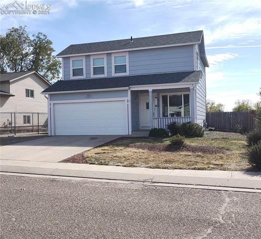 4726 Cassidy Street, Colorado Springs, CO 80911 (#9561035) :: The Kibler Group