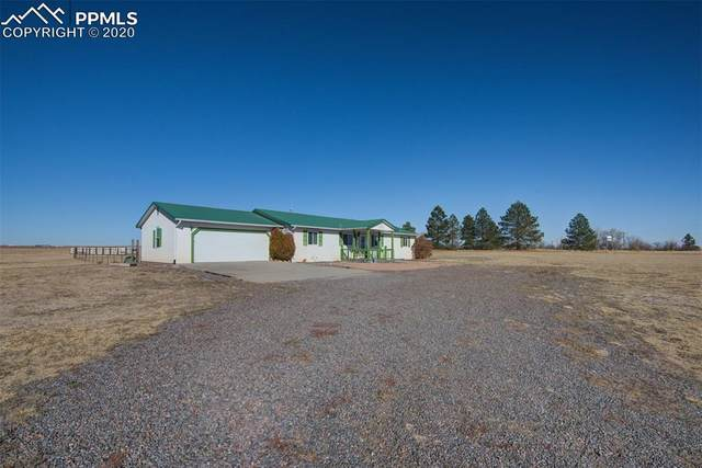 1950 Harding Road, Yoder, CO 80864 (#9563830) :: The Kibler Group