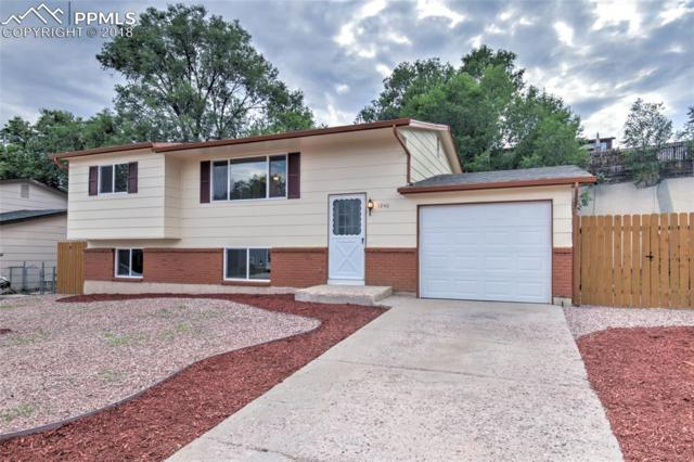 1240 Nez Perce Drive, Colorado Springs, CO 80915 (#9572217) :: Jason Daniels & Associates at RE/MAX Millennium