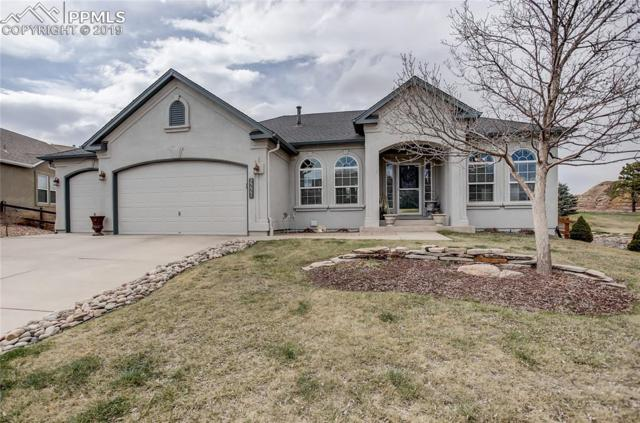 2221 Fieldcrest Drive, Colorado Springs, CO 80921 (#9596183) :: Action Team Realty