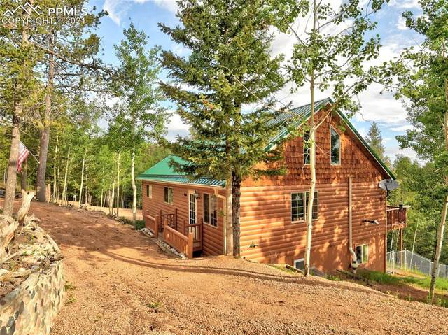 414 Potlatch Trail, Woodland Park, CO 80863 (#9604059) :: Action Team Realty