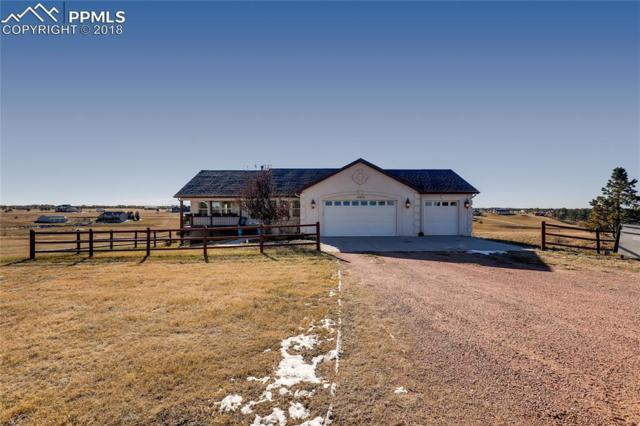 17873 Pinon Park Road, Peyton, CO 80831 (#9611470) :: 8z Real Estate