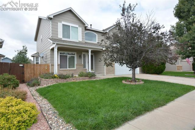 4123 Round Hill Drive, Colorado Springs, CO 80922 (#9611580) :: Jason Daniels & Associates at RE/MAX Millennium