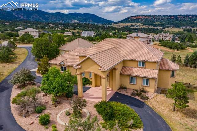 625 Forest View Way, Monument, CO 80132 (#9649227) :: The Kibler Group