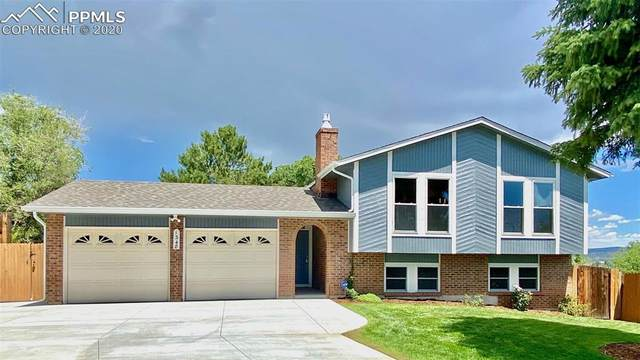 1348 Valkenburg Drive, Colorado Springs, CO 80907 (#9660933) :: The Kibler Group