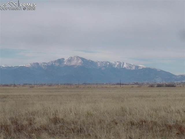 21785 Spencer, Parcel B Road, Calhan, CO 80808 (#9681598) :: The Kibler Group