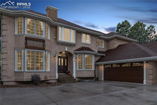 235 Sugarbush Drive, Monument, CO 80132 (#9704738) :: Harling Real Estate