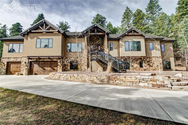 4970 Willow Stone Heights, Colorado Springs, CO 80906 (#9710025) :: Action Team Realty