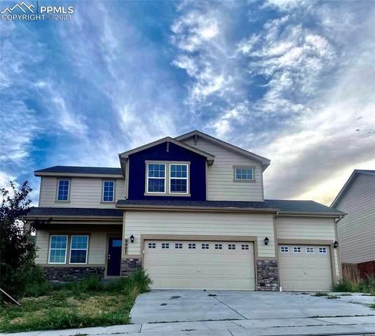 8007 Dutch Loop, Colorado Springs, CO 80925 (#9728040) :: Springs Home Team @ Keller Williams Partners