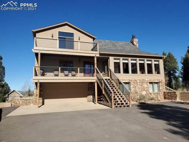 280 Blue Mesa Drive, Divide, CO 80814 (#9730068) :: CC Signature Group
