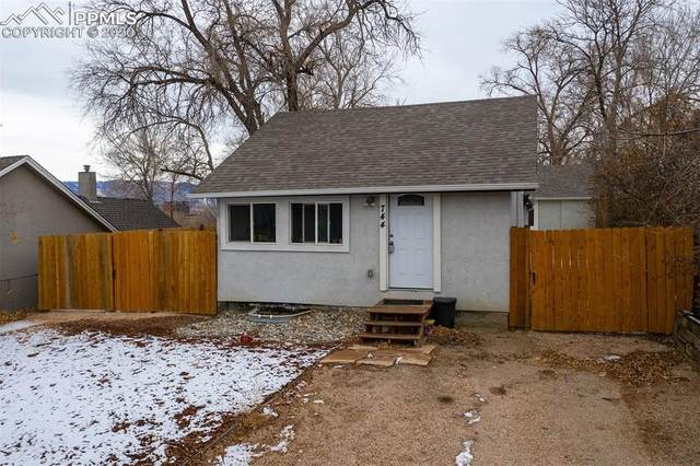 744 E Costilla Street, Colorado Springs, CO 80903 (#9734121) :: The Treasure Davis Team
