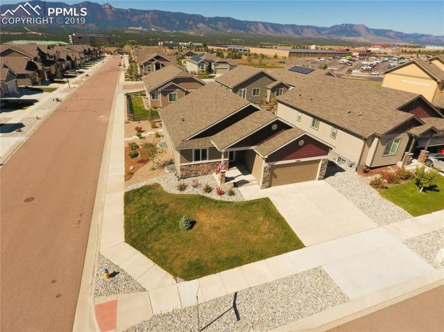 12404 Fish Pond Point, Colorado Springs, CO 80921 (#9739660) :: The Kibler Group