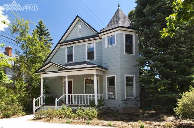 315 E San Rafael Street, Colorado Springs, CO 80903 (#9750609) :: Harling Real Estate
