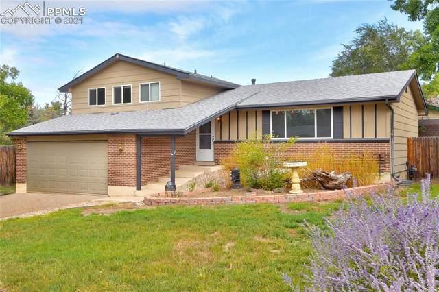 5370 Saddle Horn Avenue, Colorado Springs, CO 80915 (#9773630) :: The Kibler Group