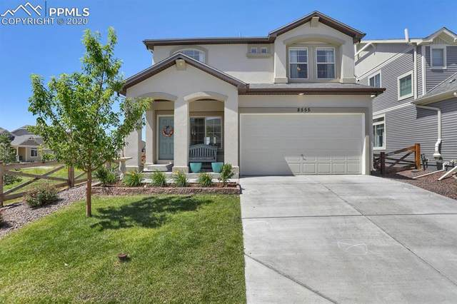 8555 Briar Brush Lane, Colorado Springs, CO 80927 (#9774245) :: Fisk Team, RE/MAX Properties, Inc.