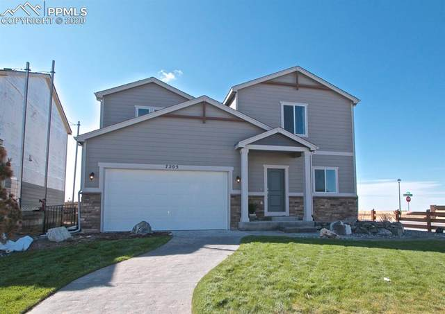 7205 Boreal Drive, Colorado Springs, CO 80915 (#9794969) :: The Daniels Team