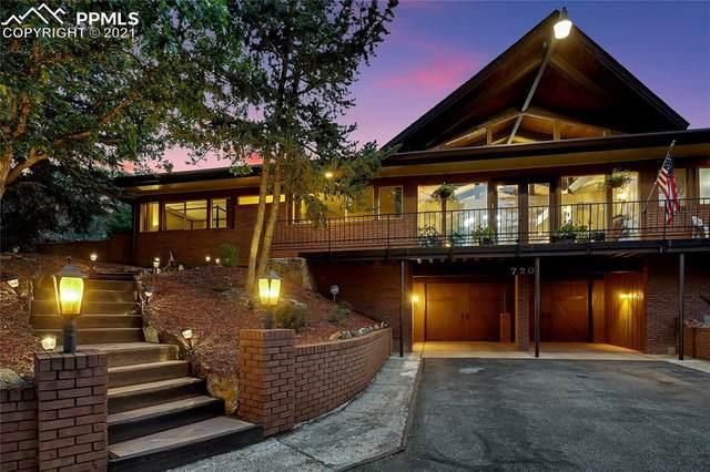 720 Scorpio Circle, Colorado Springs, CO 80906 (#9808343) :: Tommy Daly Home Team