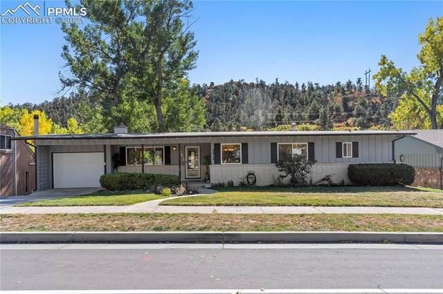 2413 Flintridge Drive, Colorado Springs, CO 80918 (#9820653) :: Venterra Real Estate LLC