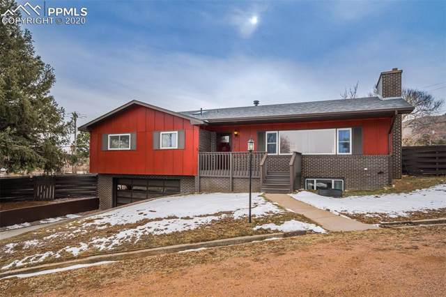 902 Cresta Road, Colorado Springs, CO 80906 (#9822449) :: Jason Daniels & Associates at RE/MAX Millennium