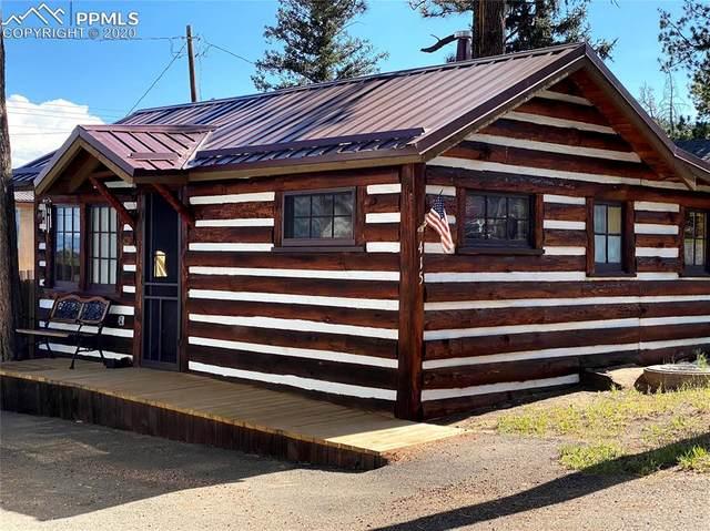 415 W Henrietta Avenue, Woodland Park, CO 80863 (#9826247) :: 8z Real Estate