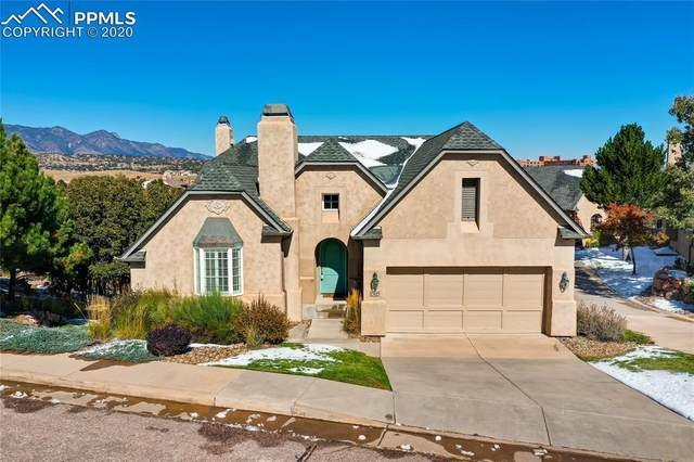 1505 Golden Hills Road, Colorado Springs, CO 80919 (#9827501) :: Tommy Daly Home Team