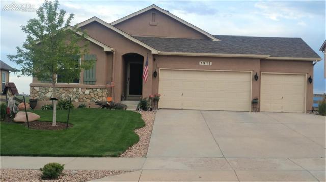 1911 Snowflake Drive, Colorado Springs, CO 80921 (#9835166) :: The Hunstiger Team