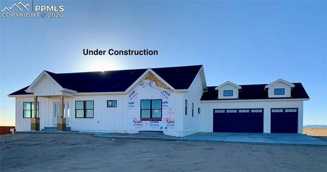 19510 Good Life View, Calhan, CO 80808 (#9839163) :: Action Team Realty