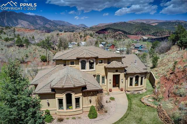 20 Keithley Road, Manitou Springs, CO 80829 (#9841085) :: 8z Real Estate