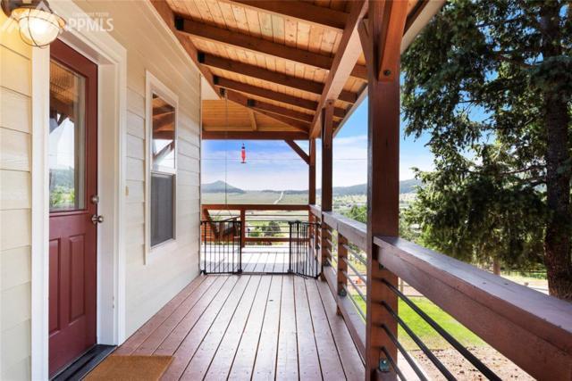 580 Columbine Road, Palmer Lake, CO 80133 (#9847247) :: Group 46:10 Colorado Springs