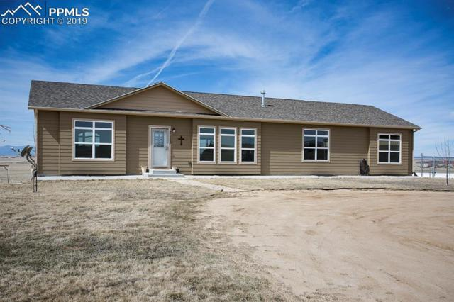 25265 E Highway 110, Calhan, CO 80808 (#9848915) :: Tommy Daly Home Team