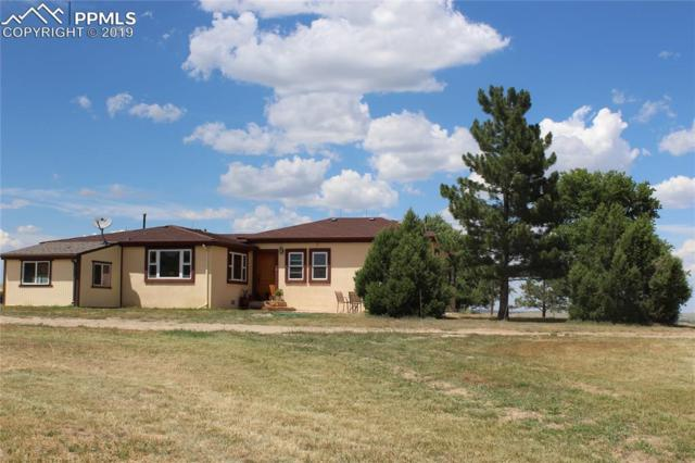 29345 Paint Mine Road, Calhan, CO 80808 (#9849900) :: 8z Real Estate