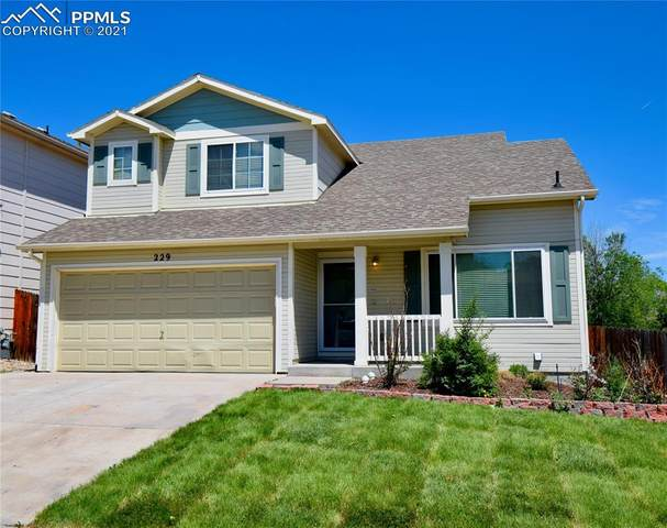 229 Audubon Drive, Colorado Springs, CO 80910 (#9850124) :: Tommy Daly Home Team