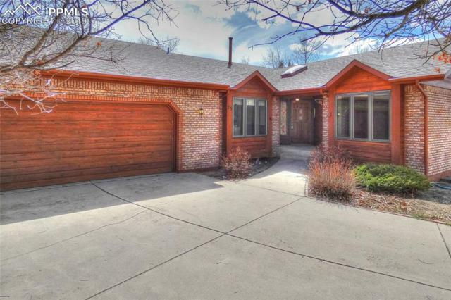 25 Rangely Drive, Colorado Springs, CO 80921 (#9860032) :: The Dixon Group
